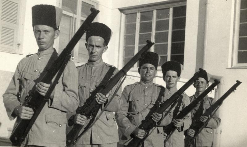 גפירים בבילו - 1936