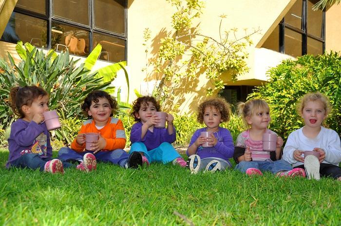 ילדי הגנון באילדי הגנון באחד מקיבוצי עוטף עזה. צילום: רפי בביאןחד מקיבוצי עוטף עזה. צילום: רפי בביאן
